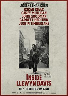 Gewinnspiel | Coen-Film INSIDE LLEWYN DAVIS