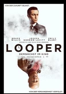 LOOPER eröffnet das Internationale Filmfestival Toronto