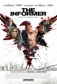 THE INFORMER - Ab 24.04.2020 auf DVD, Blu-ray und als VoD