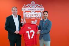 """KONAMI und F.C. Liverpool kündigen exklusives Abkommen an: PES 2017 Publisher wird """"Offizieller Partner"""""""