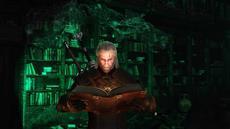 Kürbiskopf-Update - Geralt liest aus dem Handbuch für Halloween-Newsmeldungen