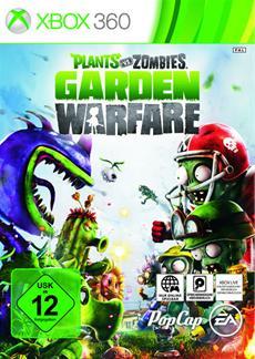 Laden, entsichern, ablachen - Plants vs. Zombies Garden Warfare ist ab sofort erhältlich