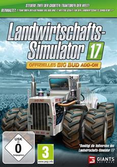 Landwirtschafts-Simulator 17 - Big Bud Add-On ab sofort erhältlich!