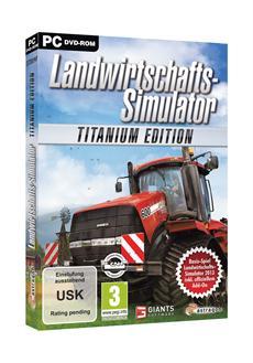 Landwirtschafts-Simulator Titanium Edition - Eine neue Spielwelt, Fahrzeuge und Maschinen