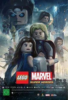 LEGO Marvel Super Heroes - Thor Parodie Filmposter