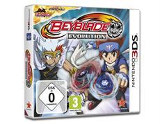 Let it Rip! BEYBLADE: EVOLUTION f&uuml;r 3DS<sup>&trade;</sup> - Das offizielle Spiel zur TV-Serie ab sofort erh&auml;ltlich