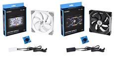 LIAN LI erweitert die Produktpalette mit den UNIFAN Lüftern SL140/ ST120 und passenden ARGB Kabel-Kits.