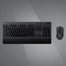 Logitech G enthüllt neue mechanische Tastatur mit kabelloser LIGHTSPEED-Technologie und die Gaming-Maus der Zukunft