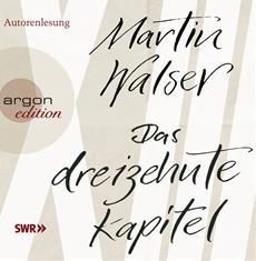 ARGON-News September 2012: Martin Walsers Verführung mit Worten