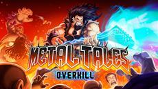 Metalhead Gaming News: Metal Tales: Overkill Kickstarter Ends Soon