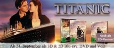 """Mit James Cameron zurück auf die """"Titanic"""""""