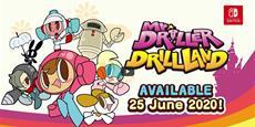 Mr. DRILLER feiert sein Jubiläum mit einem Remaster von Mr. DRILLER DrillLand
