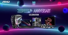 MSI feiert 35. Geburtstag!