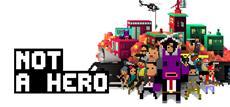 Nachgeladen - Not A Hero von Roll7 jetzt auch für PlayStation 4 erhältlich