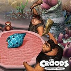 Namco Bandai kündigt The Croods: Prehistoric Party! für März 2013 an