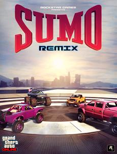Neu in GTA Online: Sumo (Remix) jetzt verfügbar