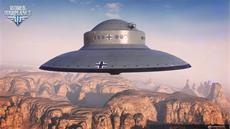 Neue UFOs für World of Warplane