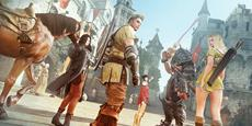 Neuer Content-Trailer zu Black Desert Online von der Paris Games Week