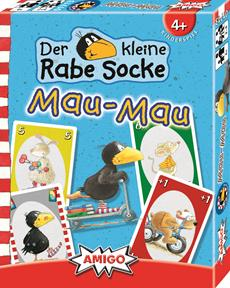 """Neuerscheinung """"Der kleine Rabe Socke Mau-Mau"""" nun erhältlich"""
