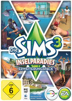 Neues Die Sims-3 Erweiterungspack bringt traumhafte Tropenwelt mit vielen innovativen Spielfeatures für PC und Mac - Die Sims 3 Inselparadies ist ab sofort erhältlich