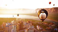 Neues SimCity Luftschiff-Set ist ab sofort verfügbar