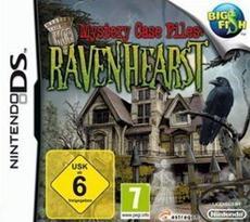 Mystery Case Files: Ravenhearst ab Januar 2013 endlich auch für Nintendo DS!