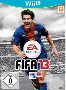 EA SPORTS FIFA 13 jetzt auch für Wii U erhältlich