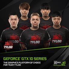 NVIDIA erweitert die GeForce-eSports-Familie um das Team TYLOO CS: GO Pro