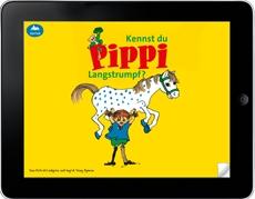 """Oetinger veröffentlicht die Bilderbuch-App """"Kennst du Pippi Langstrumpf?"""" für iPad und iPhone"""