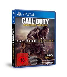 Offizieller Gameplay Launch Trailer von Call of Duty: Advanced Warfare