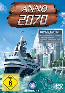 Anno 2070TM BONUS EDITION ANGEKÜNDIGT