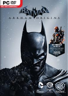 Batman: Arkham Origins - Das offizielle Lösungsbuch ab heute erhältlich