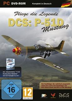 DCS P-51D Mustang: Die Legende fliegt wieder