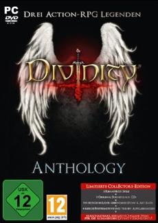 Larians Divinity Anthology - Collectors Edition: jetzt im Handel erhältlich