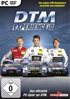 DTM Experience Saison 2014: Offizielles Rennspiel zur Deutschen Tourenwagen-Meisterschaft morgen im Handel
