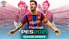 eFootball PES 2021 SEASON UPDATE ab heute verfügbar