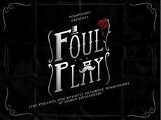 Foul Play ab sofort für Xbox LIVE Arcade und PC erhältlich - Vorhang auf! Die Show kann beginnen. Fäuste ballen - und los!