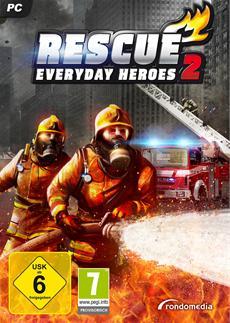 RESCUE 2: Everyday Heroes - Packende Feuerwehr-Strategie-Simulation jetzt erhältlich!
