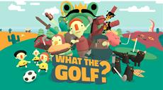 WHAT THE GOLF? bekommt heute mega Update 1000 neuen Löchern auf Apple Arcade!
