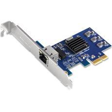 PCIe-Steckplatz wird Multi-Gigabit Ethernet-Port - mehr Speed für die Netzwerkverbindung