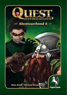 Pegasus Spiele kürt QUEST-Sieger des Abenteuerwettbewerbes