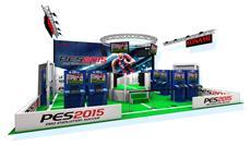 PES 2015 auf der Paris Game Week