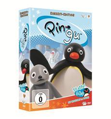 Pingu - Eiszeit Edition (enthält Staffel 1 & 2) (VÖ: 13.06.2014)