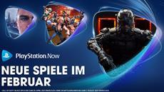 PlayStation Now-Spiele im Februar: Call of Duty: Black Ops III, Detroit: Become Human, WWE 2K Battlegrounds, Little Nightmares und weitere