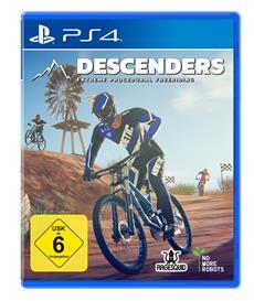 Downhill-Biking-Spiel Descenders erscheint heute für PlayStation 4
