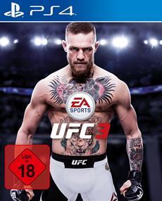 EA SPORTS UFC 3: Conor McGregor weltweiter Cover-Star