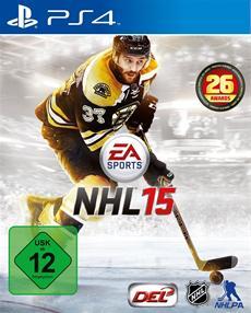 EA SPORTS NHL 15 läutet im Herbst eine neue Generation von Eishockeysimulationen ein