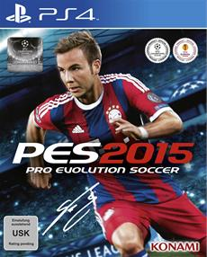 Preview (PS4): Pro Evolution Soccer 2015 - PES2015