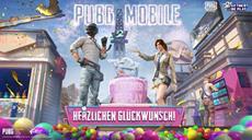 PUBG Mobile - eines der beliebtesten Mobilegames weltweit feiert zweijähriges Jubiläum