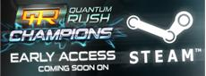 Quantum Rush: Champions - bald Steam Early Access
